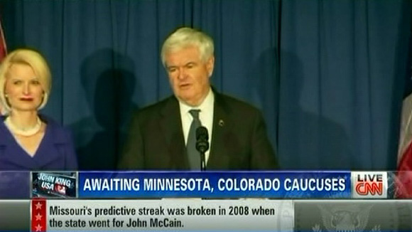 Gingrich Has Problems With Women Voters, They Don't Trust Him (VIDEO)