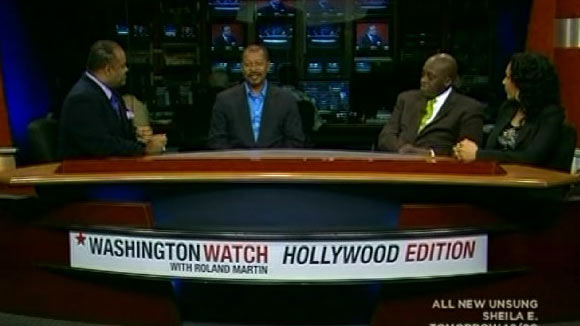 WASHINGTON WATCH: Getting More African-Americans Behind The Scenes In Hollywood And More Black Films On The Big Screen