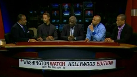Washington Watch Hollywood Edition: The Struggle For Black Actors To Get Roles That Reflect The Black Experience (VIDEO)