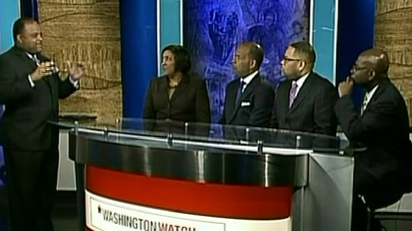 WASHINGTON WATCH ROUNDTABLE: New Jobs Numbers, Black Unemployment, Increase In Consumer Debt (VIDEO)