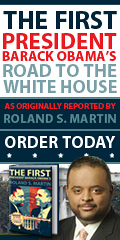 The First: President Barack Obama's Road to the White House